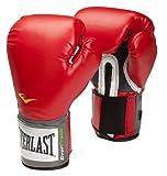 Everlast Pro Style, Guantes de boxeo, Rojo, 10 oz