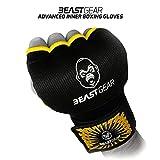 Beast Gear Guantes Boxeo Gel – Manoplas Boxeo de Calidad Superior para...