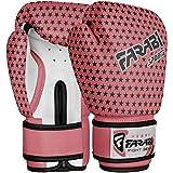 4-oz guantes de boxeo Kids Junior Rosa saco de boxeo de ratón Mitt MMA...