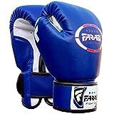 Farabi Sports - Guantes de boxeo para niños (piel sintética, 113 g),...